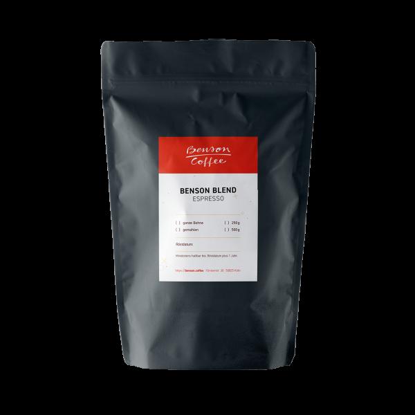 Benson Blend – Espresso