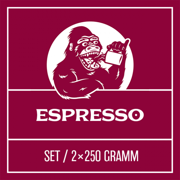 Benson Coffee – Espresso-Set