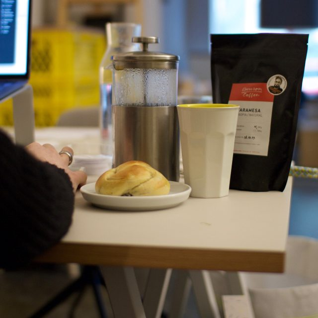 Benson Coffee Geschäftskunden