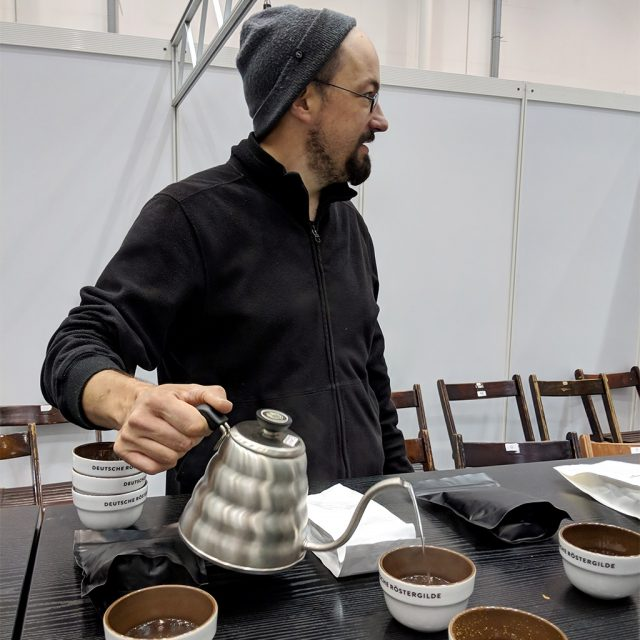 Benson Coffee – Cupping