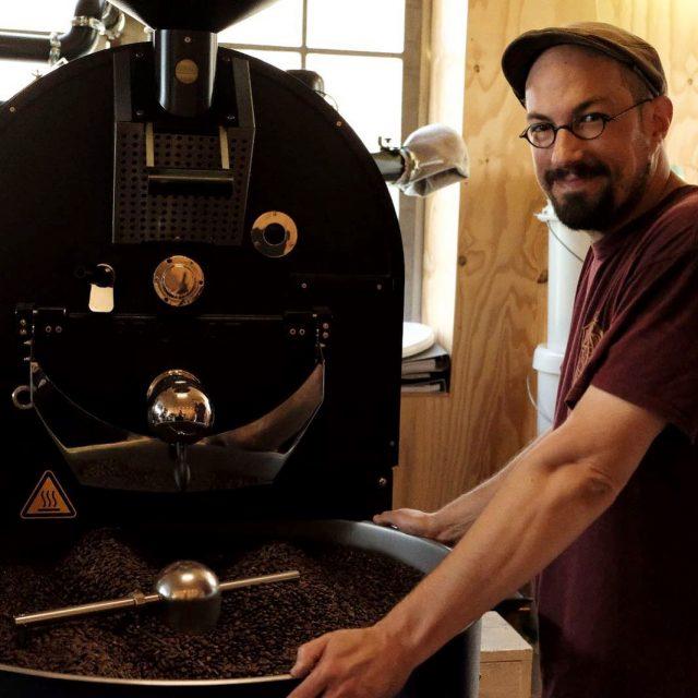 Benson Coffee, Benjamin Pozsgai