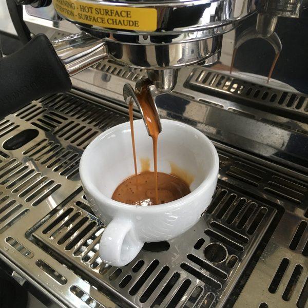 Barista Einsteigerkurs, Benson Coffee, Espresso