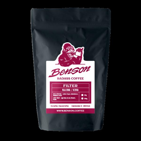 Benson Badass Coffee – Najuma / Filter