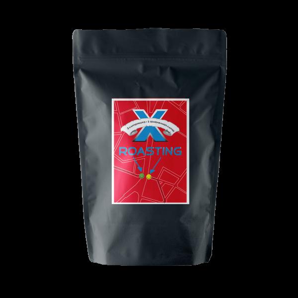 X-Roast: Quijote Kaffee und Benson Coffee