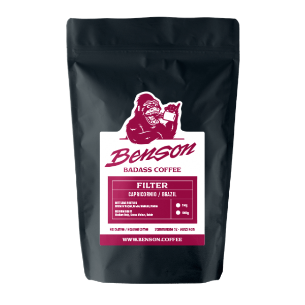 Benson Coffee – Capricorno / Brazil – Filter