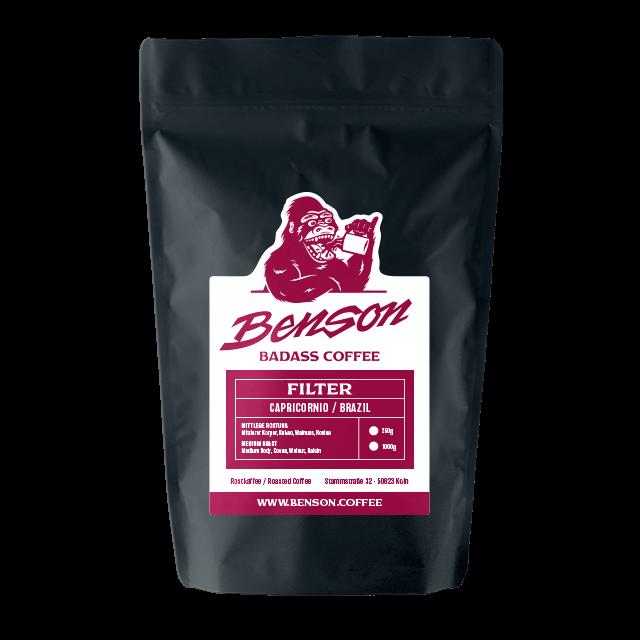 Benson Coffee – Capricorno / Brazil – Filter