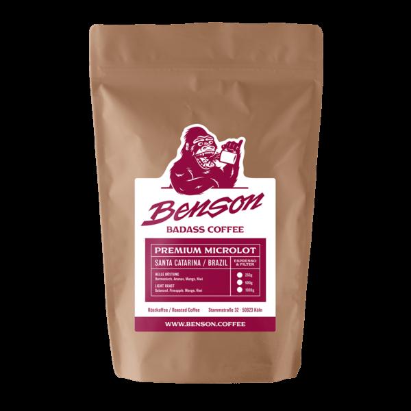 Benson Coffee – Santa Catarina / Brazil / Premium Microlot