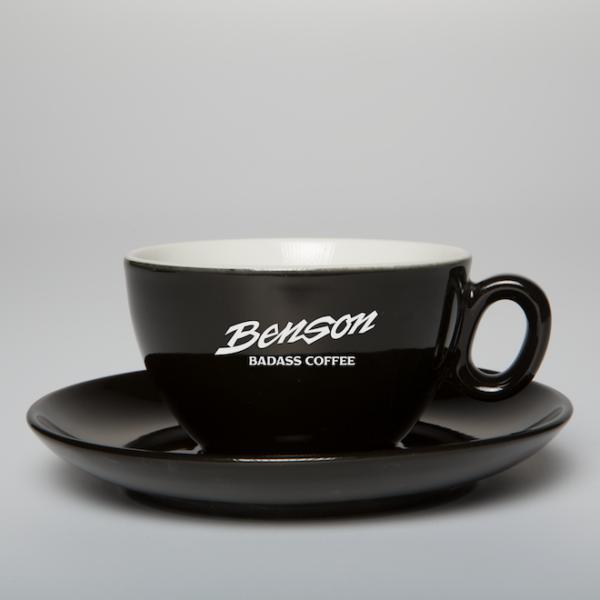 Caffe Latte Tasse / Benson Coffee