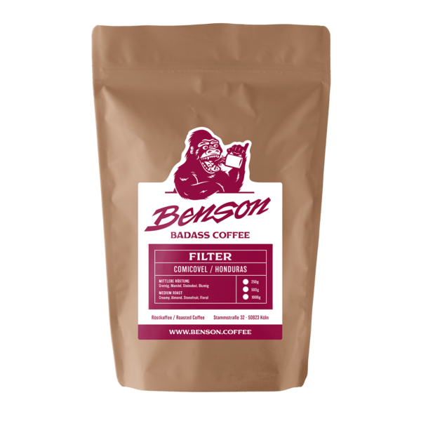 Benson Coffee – Comicoval / Honduras / Filter