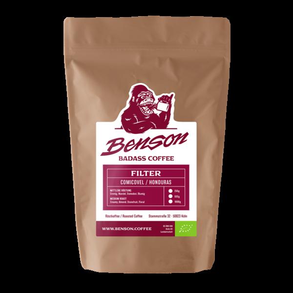 Benson Coffee – Comicovel – Filter – Honduras – Bio