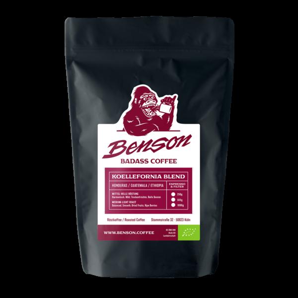 Benson Coffee – Koellefornia – Espresso – Bio